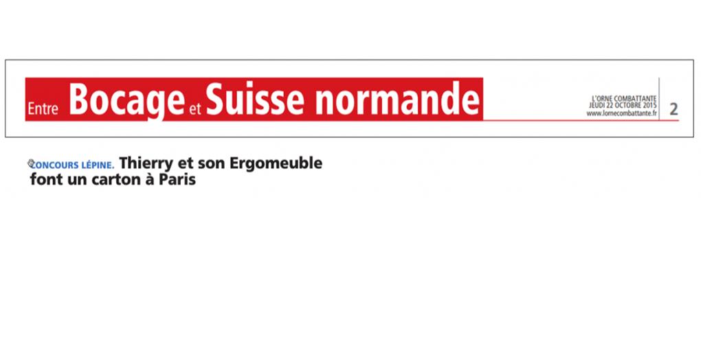 bocage et suisse normande