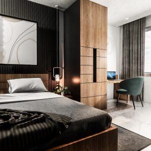 meuble pour chambre pmr