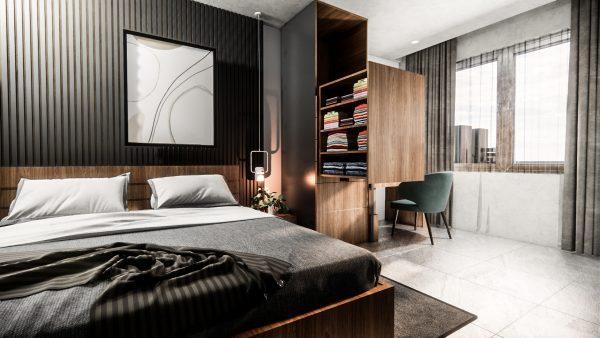 meuble ergonomique pas cher chambre