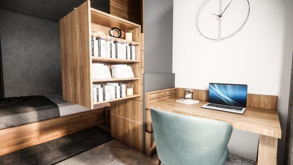 mobilier ergonomique chambre