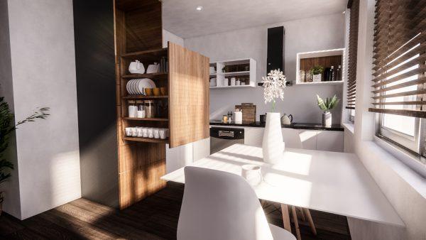 mobilier cuisine adaptée pmr