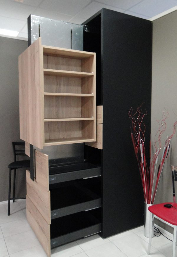 armoire sur mesure handicapé