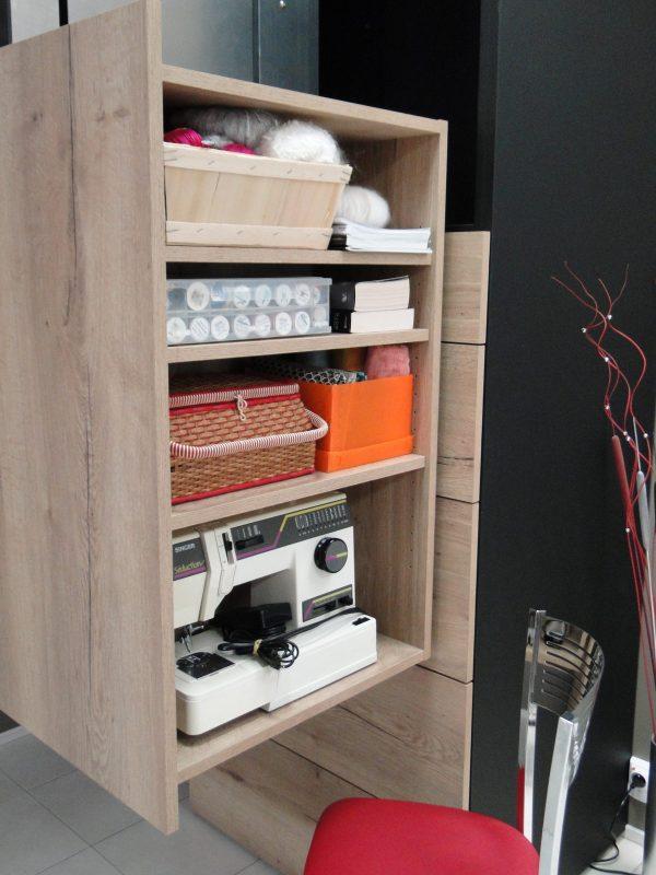 meuble sur mesure pour loisir pmr